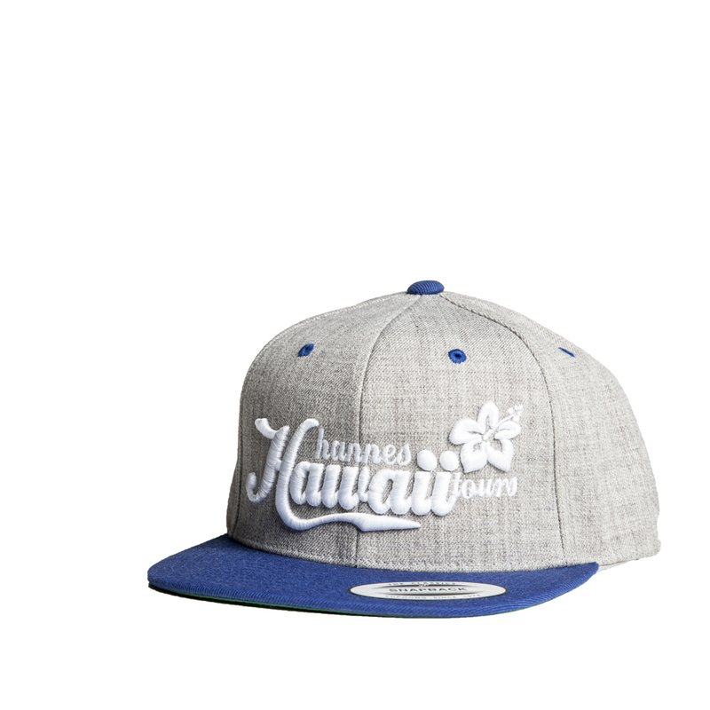 HHT Classic Snapback 2-Tone heather/royal