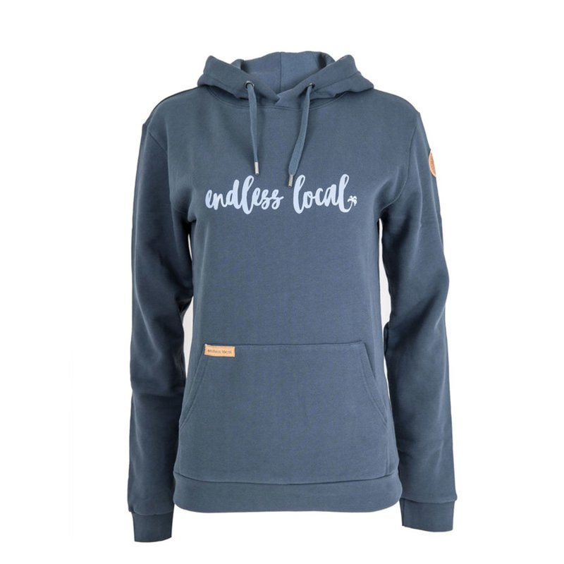 Lymans Hoody Woman navy/blue