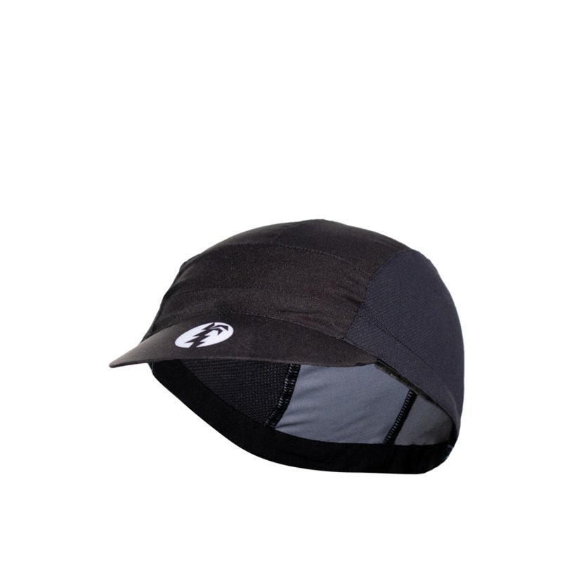 Endless Cycling Cap black/white