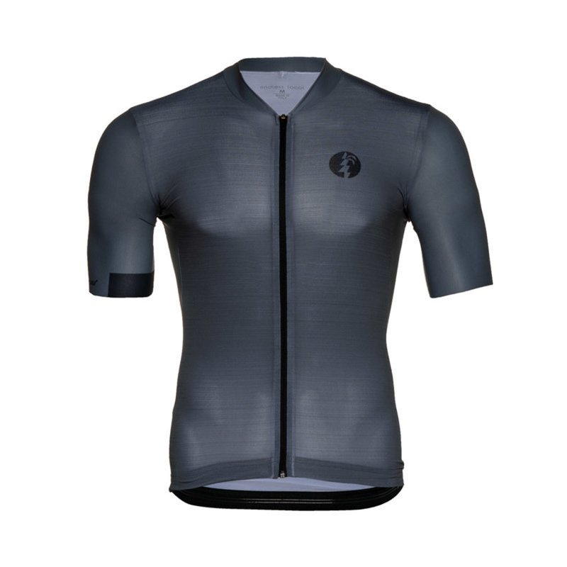 Riedberg Road Trikot Men grey/black