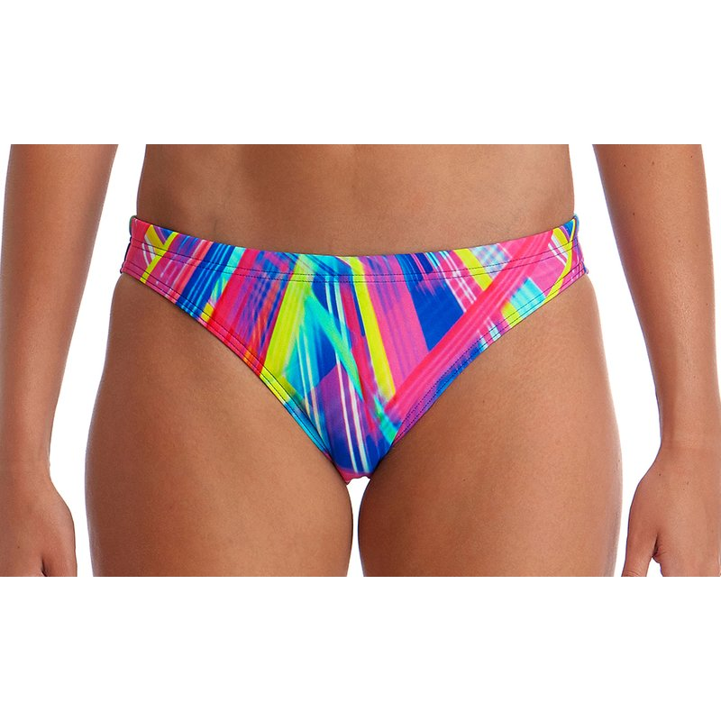 Funkita Ladies Bibi Banded Brief Frickin Laser