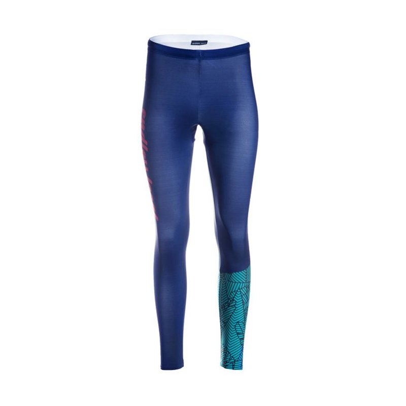 Palm Performance Tight Women turquoise/blue
