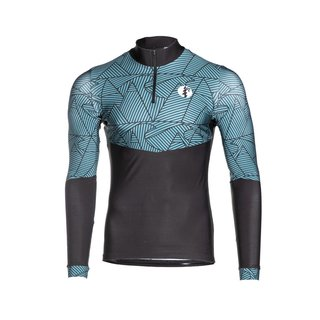 Mountain Performance Longsleeve Men green/black