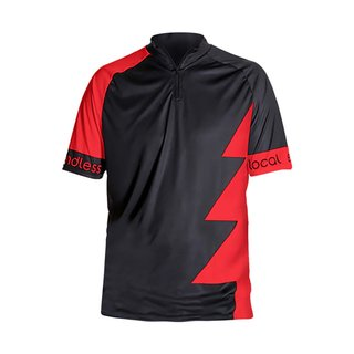 Hochgrat Bike Trikot Men black/red