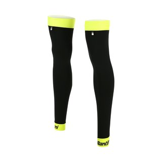 MID leg warmers fluo yellow