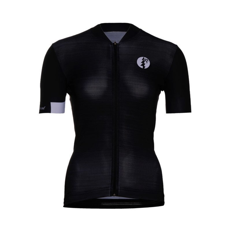 Sella Road Trikot Woman black/white