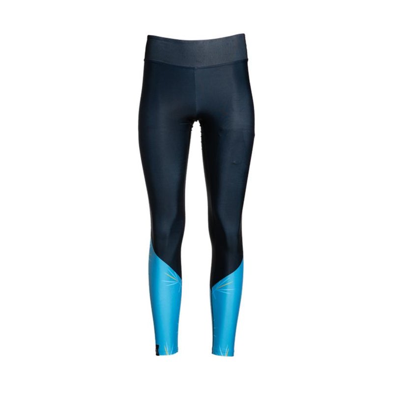 Moana Tight Woman aqua/navy