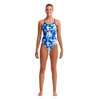 Funkita Ladies Diamond Back One Piece